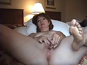 Wifey showing how she drains